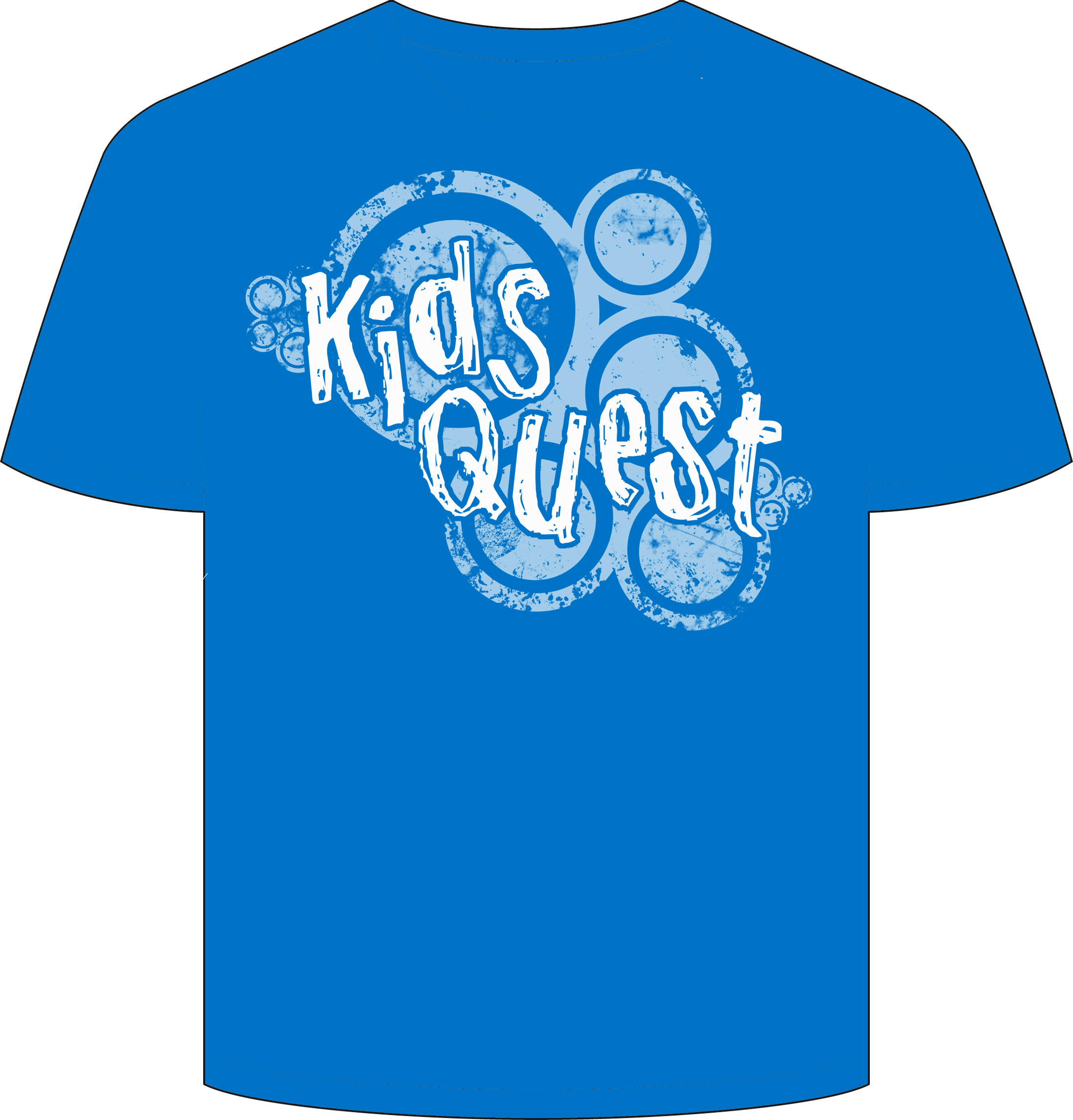 New Kids Quest T Shirt Design Childrens Ministry Online