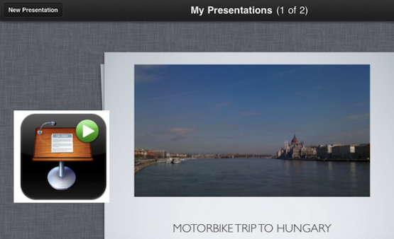 App of the week: Keynote Remote