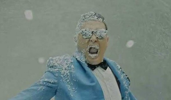 My Holiday Quest: Gangnam Style Christmas