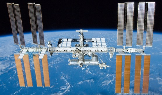 Heavenly Adventures: Tracking the ISS