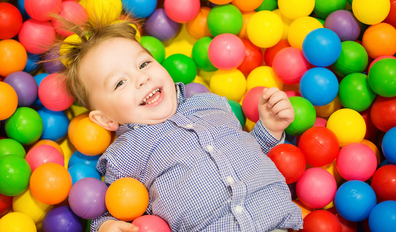 Favorite Things: Indoor Play Place
