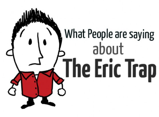 The Eric Trap Blog Tour: Day 3