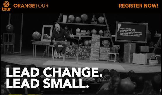 Orange Tour 2012/2013