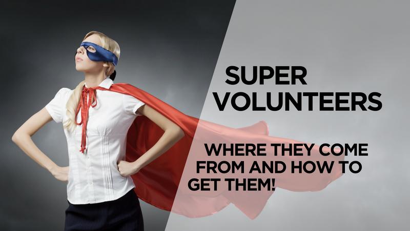 Super Volunteers